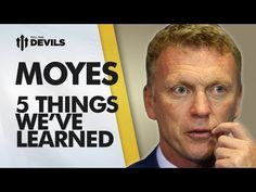 Moyes has taken on the BIGGEST job in football in becoming manager of Manchester United - but how do we think he's done? Subscribe FREE for ...