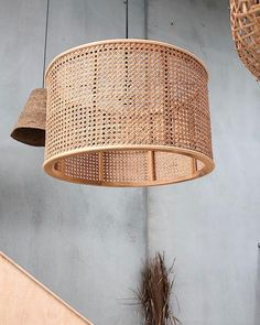 Handwoven from Woven Rattan and wrapped onto a wooden frame to keep its shape Dimensions - Width x Height This is sold as the shade only - no fittings attached Lamp Design, Home Collections, Wooden Frames, Lamp Light, Rattan, Philippines, Shades, Lights, Boho