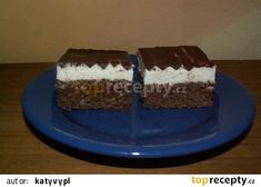Odlehčené Míša řezy recept - TopRecepty.cz Tiramisu, Treats, Cake, Ethnic Recipes, Sweet, Sweet Like Candy, Candy, Goodies, Kuchen