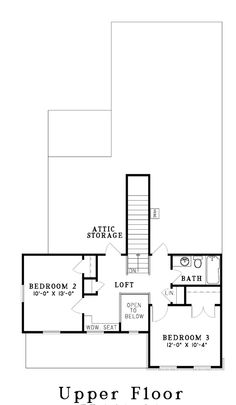 Historic House Plan chp-19674 at COOLhouseplans.com