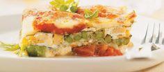 Cauliflower Lasagna - Healthy Recipes Add ground turkey