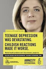teenage depression....