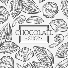 The Top 6 Health Benefits Of Organic Food Cacao Chocolate, Chocolate Shop, Chocolate Font, Benefits Of Organic Food, Green Beans And Tomatoes, Engraving Illustration, Chicken Breast Recipes Healthy, Chocolate Packaging, Shop Logo