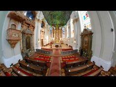 Kostol Nanebovzatia Panny Márie (nemecký) v Banskej Bystrici Trips, Fair Grounds, Viajes, Traveling, Travel