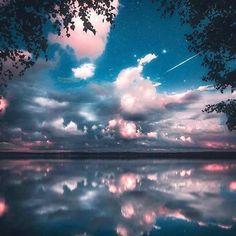いいね!6,734件、コメント63件 ― @mindbodygreenのInstagramアカウント: 「These cotton candy skies have us feeling some sort of way. ✨ Have a beautiful night, friends. …」