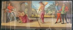 Lorenzo di Credi - Decapitazione del Battista - Museo Nazionale d'Arte Medievale e Moderna, Arezzo