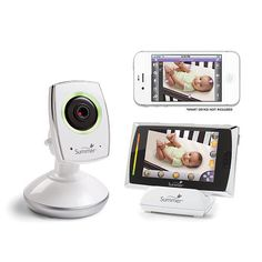 "Summer Infant Baby Touch WiFi Video Monitor & Internet Viewing System - Summer Infant - Babies ""R"" Us"