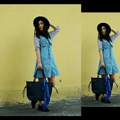 Geanta cu Personalitate  #Yolanda Fashion Bloggers