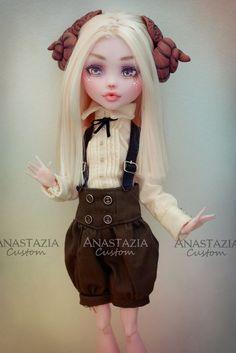 Monster High custom OOAK  Customized doll: