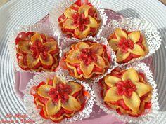 Revenant aujourd'hui aux recettes avec une nouvelle et très belle décoration des gâteaux traditionnels Algériens Dziriettes. Une superbe realisation que Malikos partage avec nous, encore une fois merci beaucoup Malikos de nous faire découvrir a chaque...