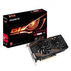 Tarjeta Grafica Gigabyte AMD Radeon RX 470 G1 GAMING 4GB