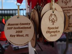 Special Olympic SUP