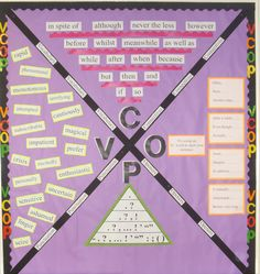 VCOP wall