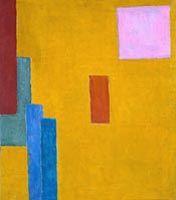 Vanessa Bell, Abstract Painting, circa 1914