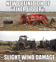 #FarmerFriday #HeritageIron Case Ih Tractors, John Deere Tractors, Jd Tractors, Farm Jokes, Farm Humor, Funny Car Memes, Super Funny Memes, Antique Tractors, Vintage Tractors