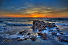 golden sunrise at coral cove park | Recent Photos The Commons Getty Collection Galleries World Map App ...
