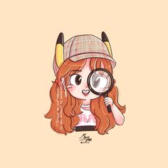 Cute Pikachu, Anime Expressions, Black Pink Kpop, Anime Love Couple, Blackpink Photos, Cute Chibi, Anime Angel, Kpop Fanart, Blackpink Jisoo