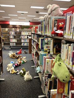 Stuffed Animal Storytime and Sleepover | children's librarian. | Pint ...