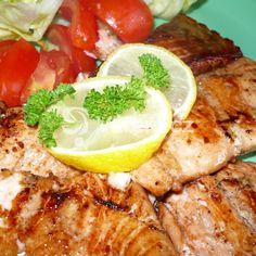 Pivní marináda na maso recept - Vareni.cz Camembert Cheese, Meat, Chicken, Food, Beef, Meal, Essen, Hoods, Meals