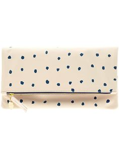 Polka dot clutch | Life With Lipstick On