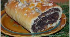 Zbliżają się święta. Stąd też przedstawiam Wam mój przepis na pyszny zawijaniec makowy.   Ciasto:  1/2 kg mąki pszennej  2 żółtka  1 jajko  ...