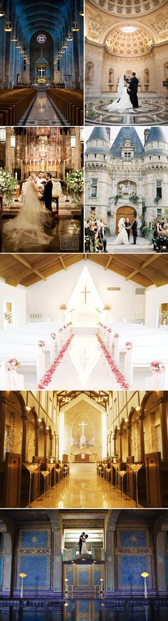 The place where you exchange your vows should be absolutely beautiful and timeless just like your promises of love! There are countless ways to decorate your wedding altar, but you can't go wrong with the classic look! Here are some romantic wedding altar designs that never cease to amaze us!  Classic Beauty Credits (from …