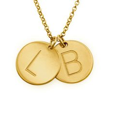 Mammasmykke | Familiesmykke | Mitt Navnesmykke 14k Gold Initial Necklace, Layered Necklace Set, Coin Jewelry, Jewellery, Personalized Necklace, Plaque, 18k Gold, Police, Birthday