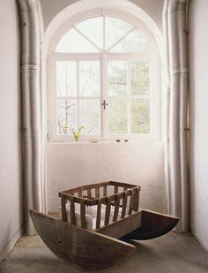 crib designed by Katrin Arens