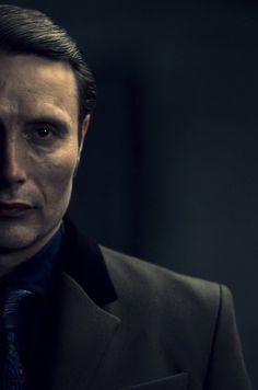 Our dear doctor Will Graham, Nbc Hannibal, Hannibal Lecter, Mads Mikkelsen, Fava Beans, Psychotic, Kintsugi, Actors, Slytherin