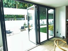 New Double Door Retractable Screens installed by Classic installer, Oscar, in Los Angeles, California! You know a the Retractable Screen color match is good when you can't even tell the housing apart from the actual door frame! Are you looking for Retractable Screens for your own home? Visit www.chiproducts.com or call (866) 567-0400 today for a free estimate. Retractable Screen Door, Pull Bar, Screen Doors, Double Doors, French Doors, Shelter, California, Classic, Frame