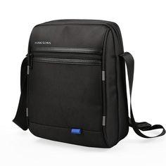 7ed3a348ef KINGSONS Casual Nylon Water Resistant Crossbody Bag