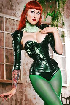 Model: Elegy EllemCorset: Artifice ClothingPhoto: Danger Ninja Productions
