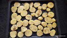 garnitura cartofi copti rondele pentru pui la cuptor Personalized Items, Food