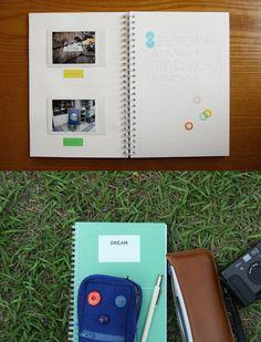 Notebook / Millimeter Milligram #notebook #formyoffice