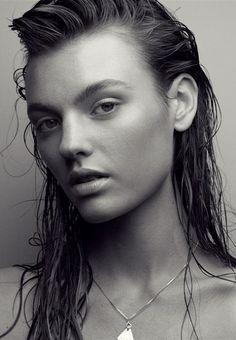 Australia's Next Top Model 2011 winner Montana Cox is simply amazing. Girly crush, anyone?