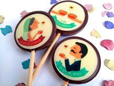 Chocolate personalizado . Encuentra tiendas de choclates en www.shopseleccion.com