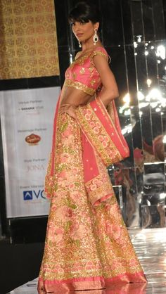 India Bridal Week | Pallavi Jaikishan