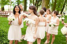 Choose the Perfect Bridesmaid Dresses for Your Wedding Party
