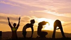 Scientifically proven benefits of yoga and on Ananda Yoga: a unique branch of spiritual yoga that uses positive affirmations to benefit both the body and mind and prepare one's energy for meditation.