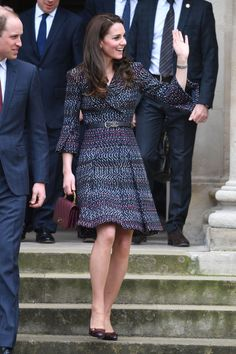 The Duchess of Cambridge in Chanel