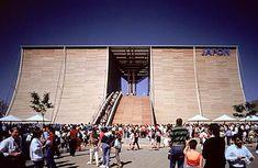 Architect Day: Tadao Ando Ryotaro, Shiba Memorial