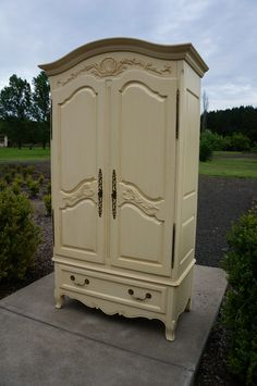 Ethan Allen Legacy Armorie Shabby Cottage Chic French Country