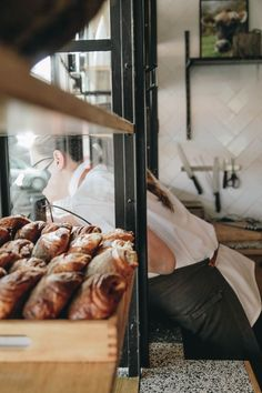 Find out where to get the best freshly-baked bread and pastries in Copenhagen, Denmark. Good Bakery, Best Bakery, Bakery Cafe, Copenhagen Travel, Copenhagen Denmark, Stockholm Sweden, Copenhagen Style, Sweet Pastries, Bread And Pastries