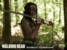 Actor talks about the Daryl and Michonne pairing in The Walking Dead. Description from thefemalecelebrity.com. I searched for this on bing.com/images