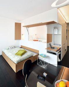 47 best am nagement studio images on pinterest child - Petit appartement studio allen killcoyne ...