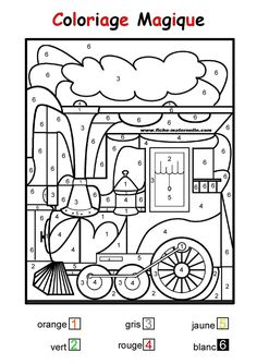 Home Decorating Style 2020 for Coloriage Magique Grande Section Chiffres, you can see Coloriage Magique Grande Section Chiffres and more pictures for Home Interior Designing 2020 10062 at SuperColoriage. Spring Coloring Pages, Coloring Pages For Kids, Coloring Sheets, Coloring Books, Pattern Coloring Pages, Free Printable Coloring Pages, Maternelle Grande Section, Color By Number Printable, French Colors