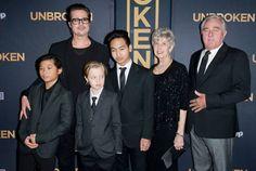 Brad-Pitt-con-sus-padres-y-sus-hijos