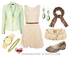Y. A. Q. - Blog de moda, inspiración y tendencias: [Y ahora qué me pongo con] Zapatos animal print