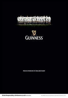 Guinness Rugby: Anthem.