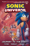 Sonic Universe Graphic Novel - Vol #4. Buy it now at the Archie Comics online store!